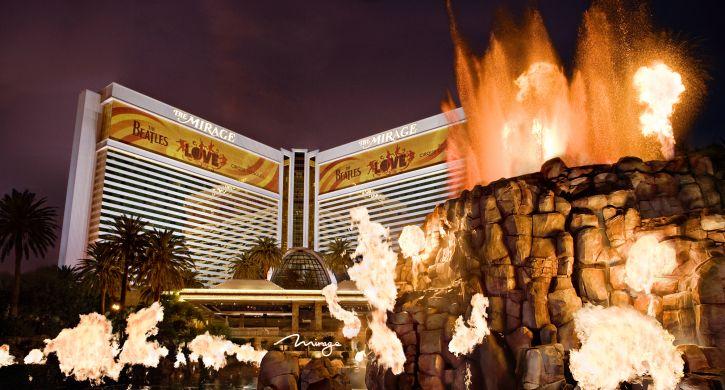 Mirage Resort and Casino in Las Vegas