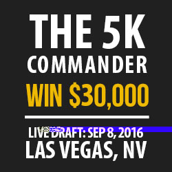 The 5k Commander